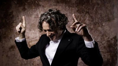 GORAN BREGOVIC – If you don't go crazy, you are not normal!